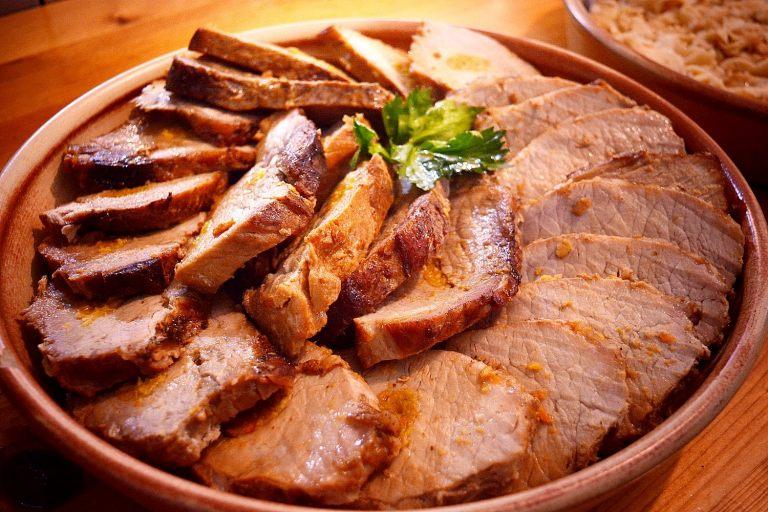 Kraljevsko svinjsko pečenje